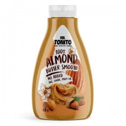 Mr. Tonito Almond Butter Smooth 400 gramov