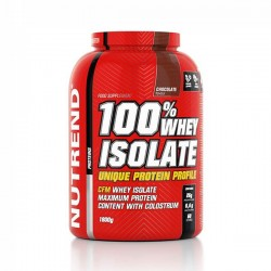 Nutrend 100% Whey Isolate 1.8 kg