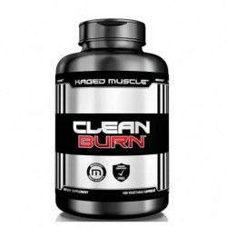 Kaged Muscle Clean Burn 90 dávka 180 kapsule