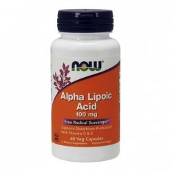 Now Alpha Lipoic Acid 100...