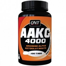 QNT AAKG 4000 100 tablety
