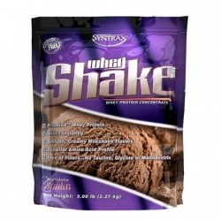 Syntrax Protein Whey Shake 5 lbs 2.27 kg